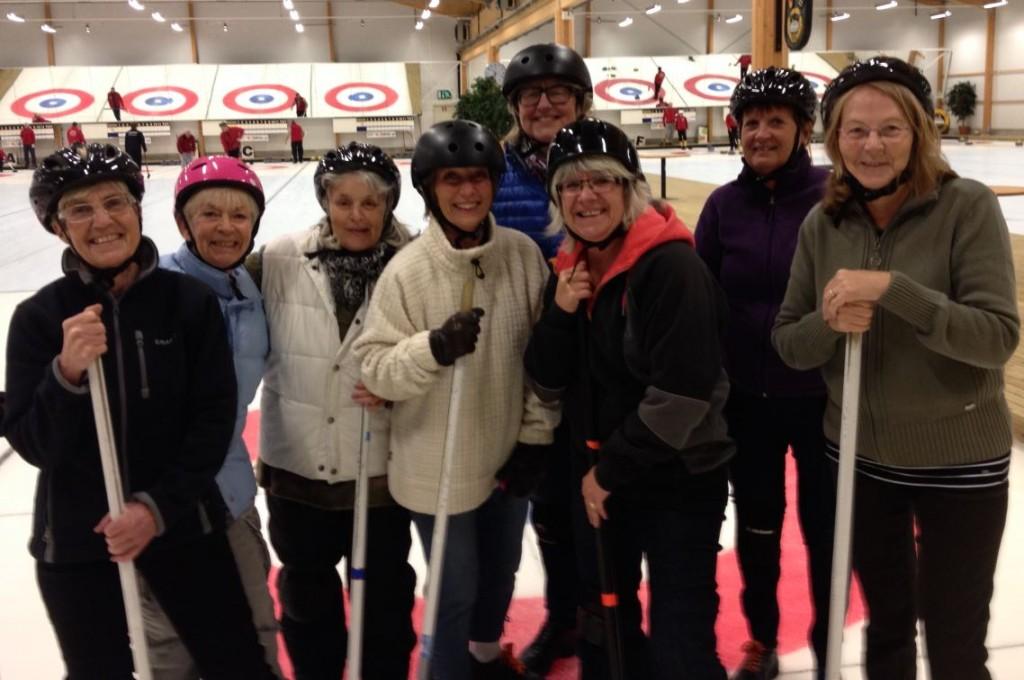 Curlingtjejer
